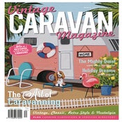 Image of Issue 21 Vintage Caravan Magazine