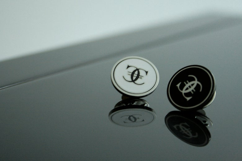 Image of SY ENAMEL PIN
