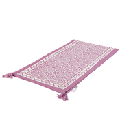 Image of Printed Tablerunner (Lilac)