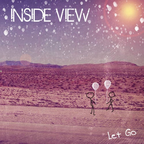 Image of Inside View - Let Go (Album)