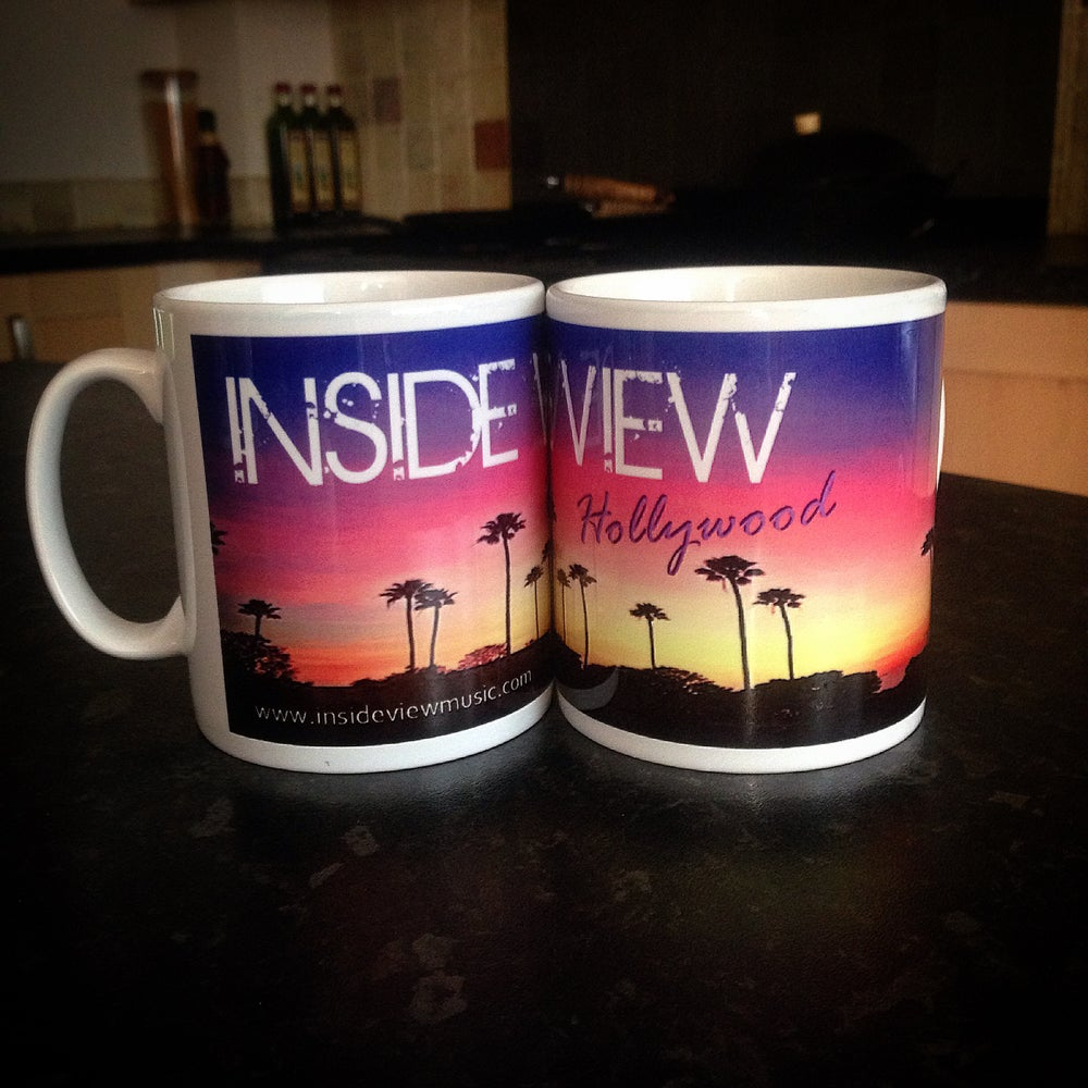 Image of Inside View Mug - 'Hollywood' edition