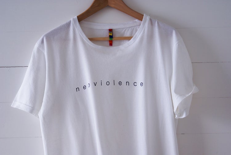 Image of NEO VIOLENCE T-SHIRT