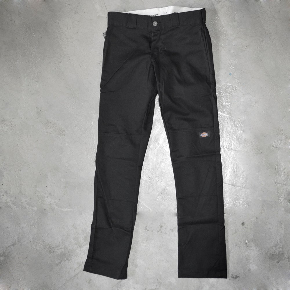 Image of WEIRD X DICKIES SKINNY (BLACK) 801