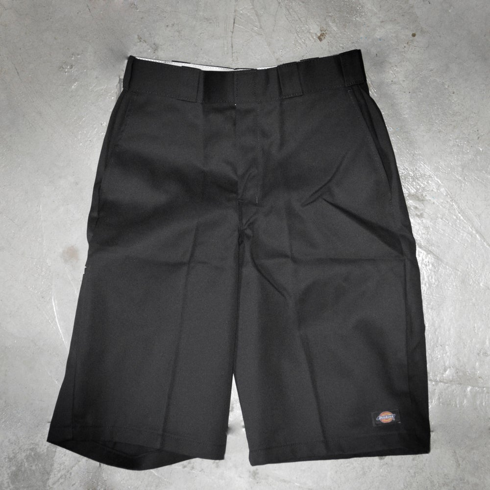 Image of WEIRD X DICKIES SHORTS - LOSE FIT - 42283B BLACK