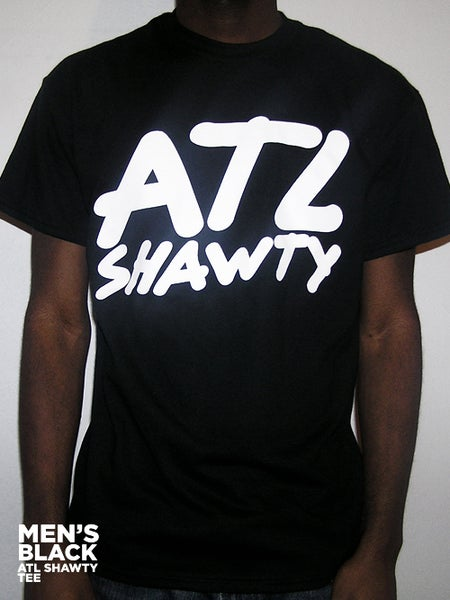 Image of Atl shawty (Men's) Black
