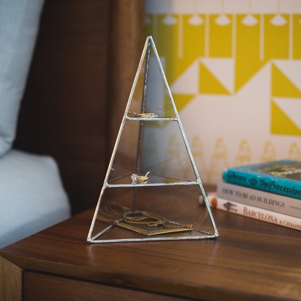 Image of Lyra Pyramid - small & medium