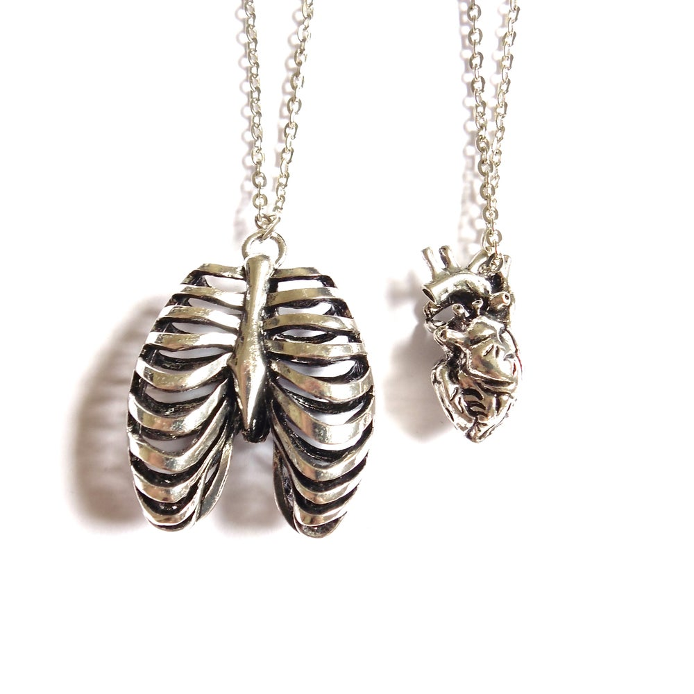 Image of Human Anatomy Necklaces