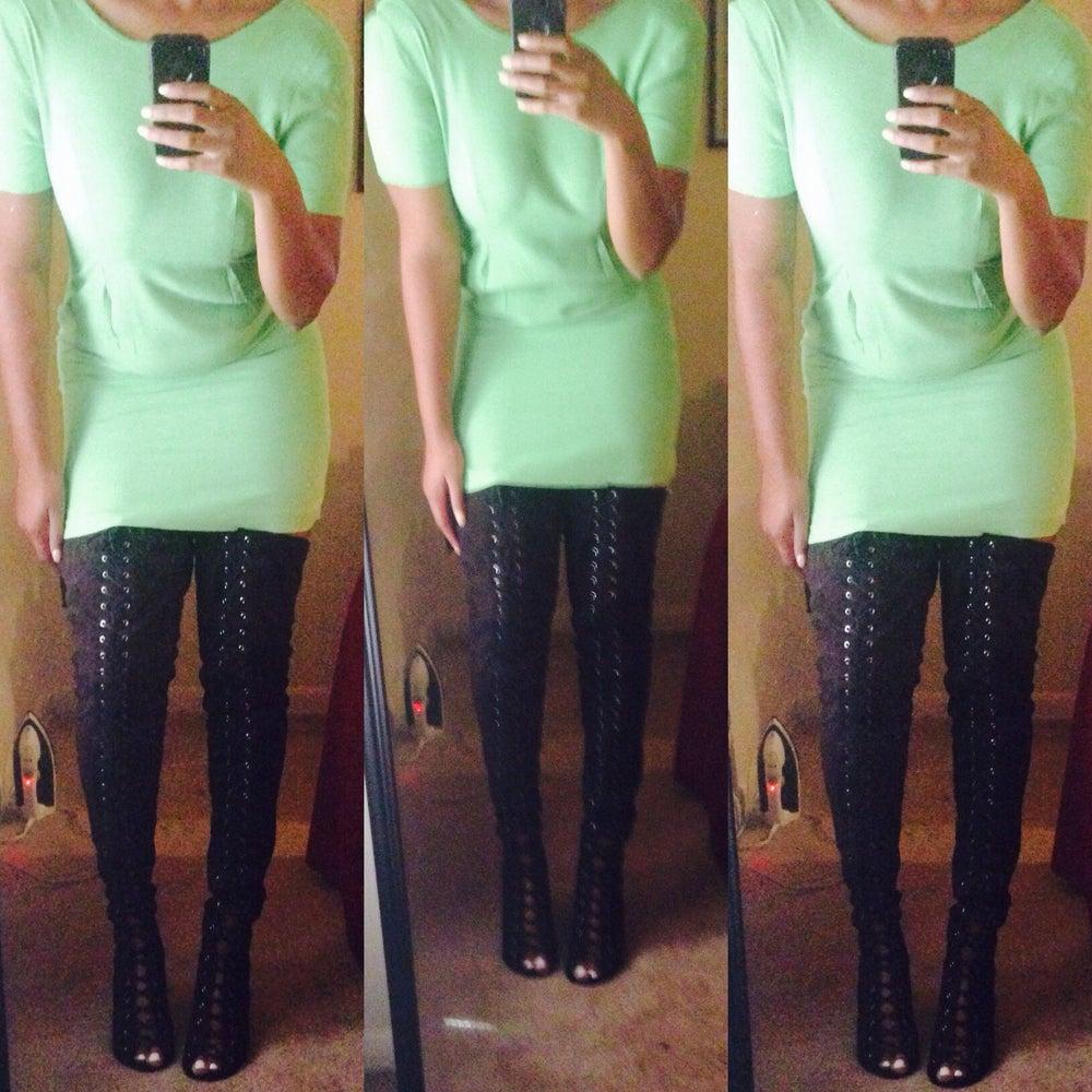 "Image of ""Lime"" DRESS"
