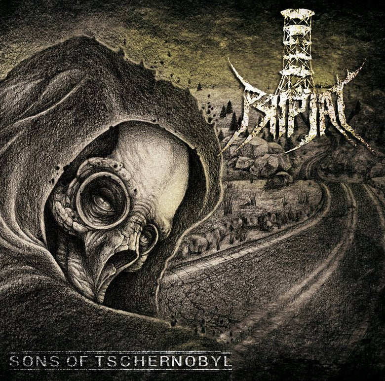 Image of Sons of Tschernobyl - CD