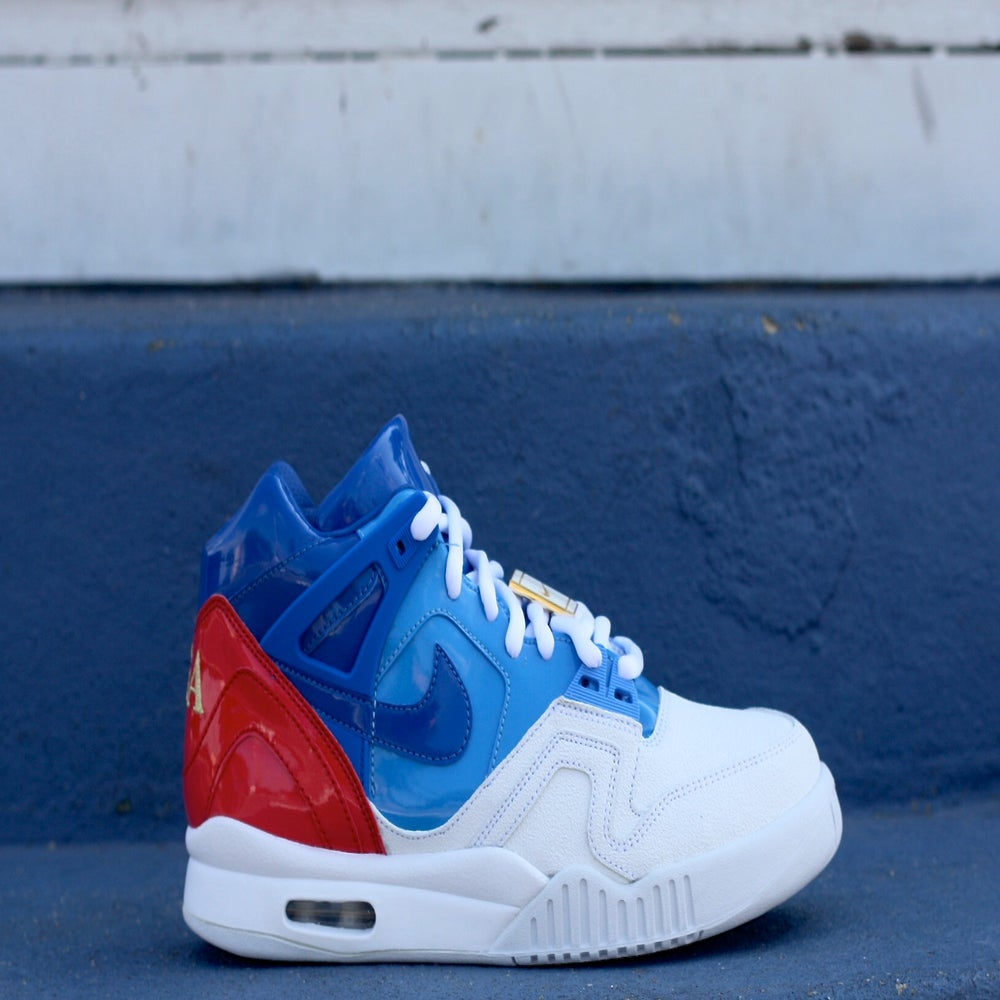 "Image of NIKE AIR TECH CHALLENGE II ""US OPEN"""