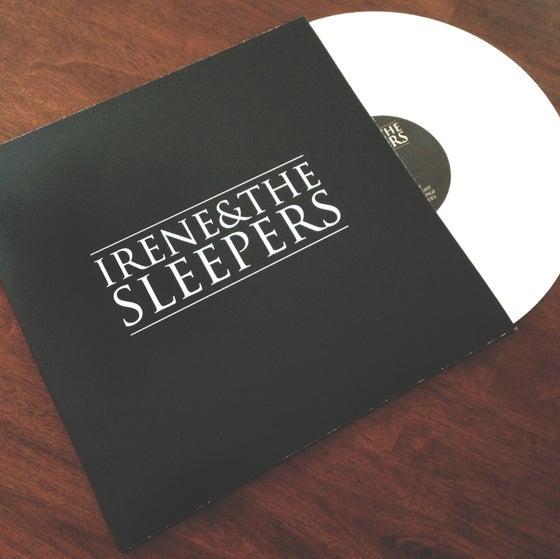 "Image of Self Titled 12"" White Vinyl LP"