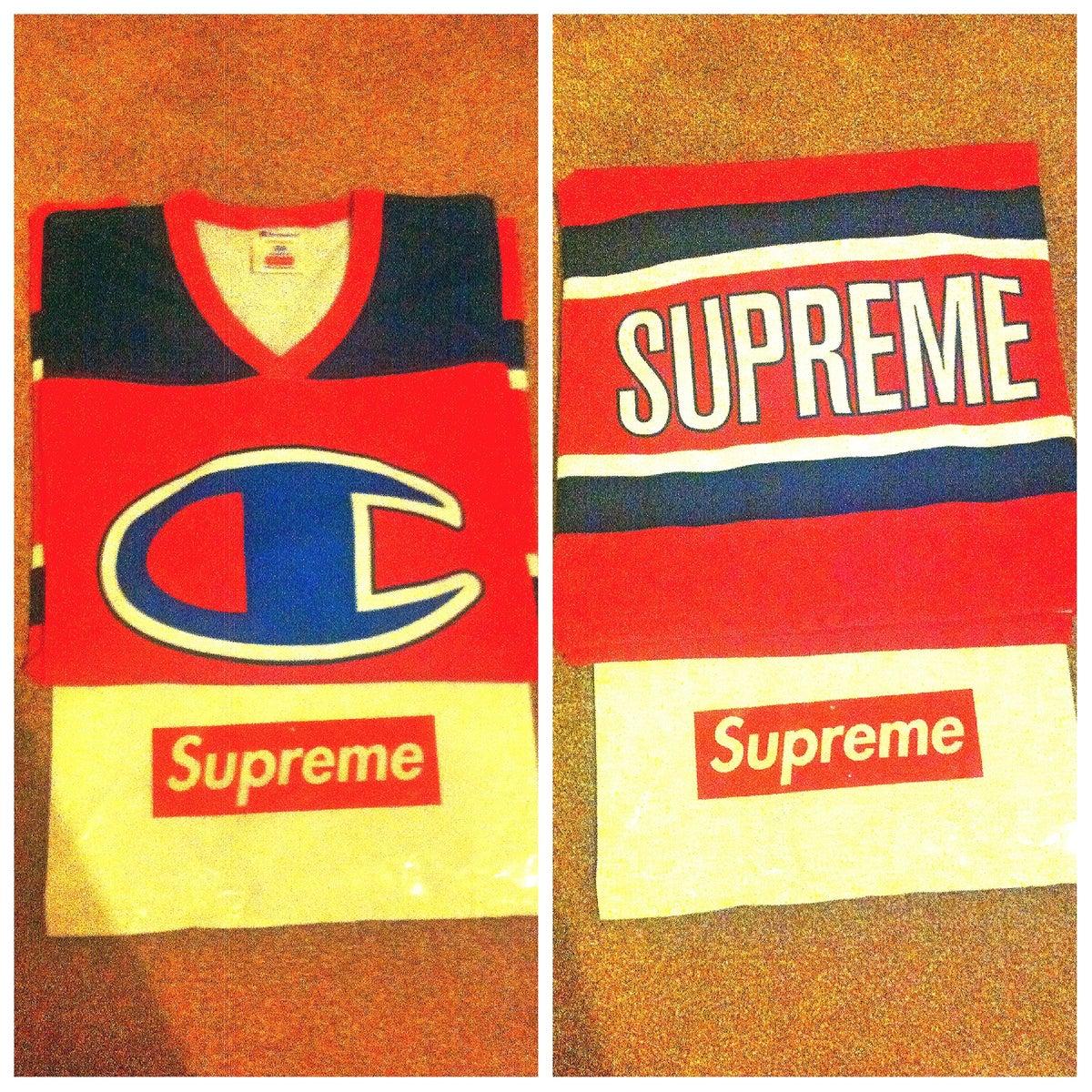Supreme Champion Hockey Jersey Uk Supreme Ny