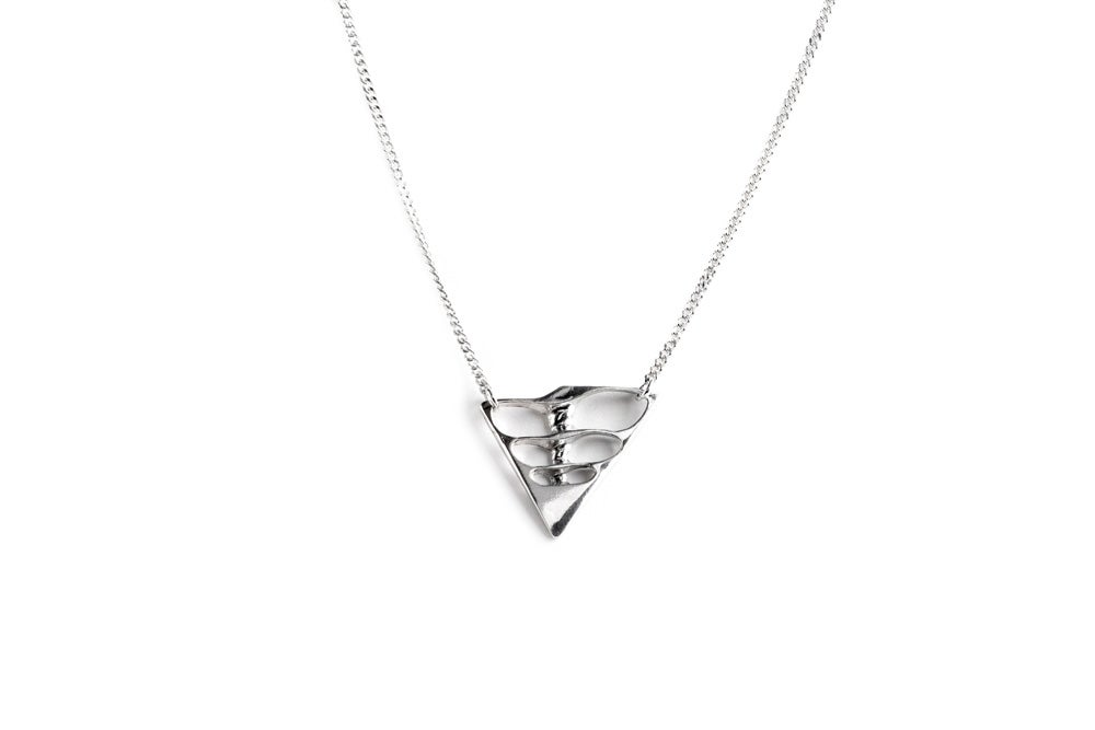 Image of Small Vertebrado necklace