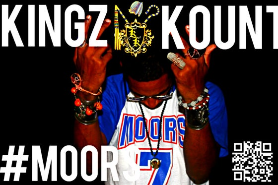 "Image of MOORS 7 ""WHITE/RED/BLUE"""