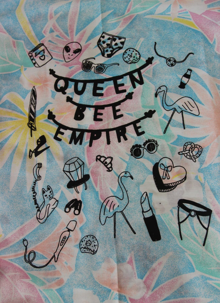 Image of Queen Bee Empire Patch