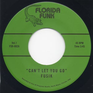 """Image of Can't Let You Go / Amen Sister - 7"""" Vinyl"""