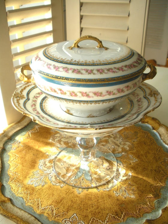 Image of Limoges Tureen