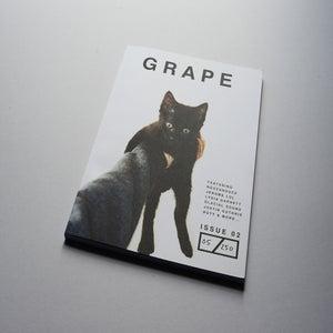 Image of Grape Magazine Issue 02