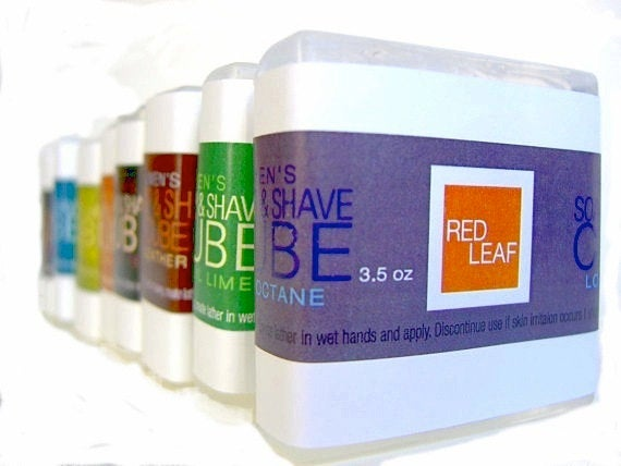 Image of Individual Samples & Travel Sizes Of Soaps, Shaving Soaps, Body Washes & Lotions