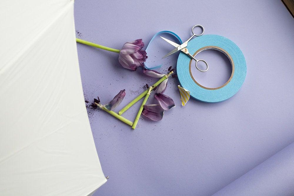 Image of Violet Print