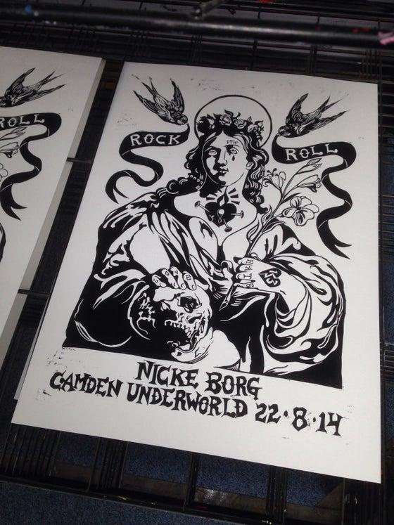 Image of Nicke Borg