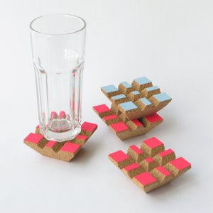 Image of Praia Coaster Set