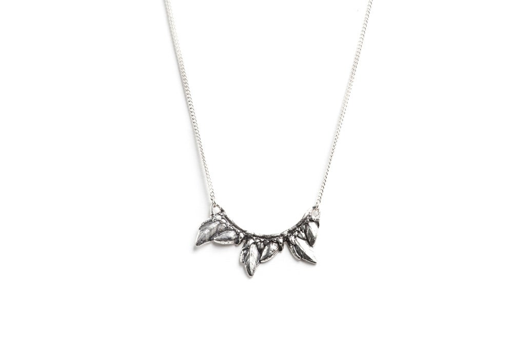 Image of Small 3 Lanperna necklace