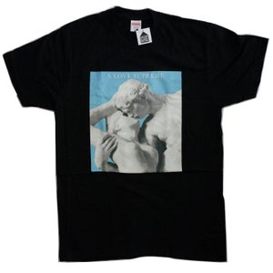 "Image of Black ""A Love Supreme"" Tee"