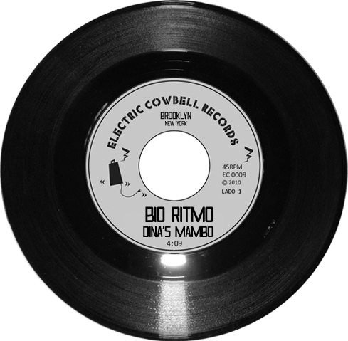 """Image of Bio Ritmo """"Dina's Mambo"""" 7"""" 45rpm"""