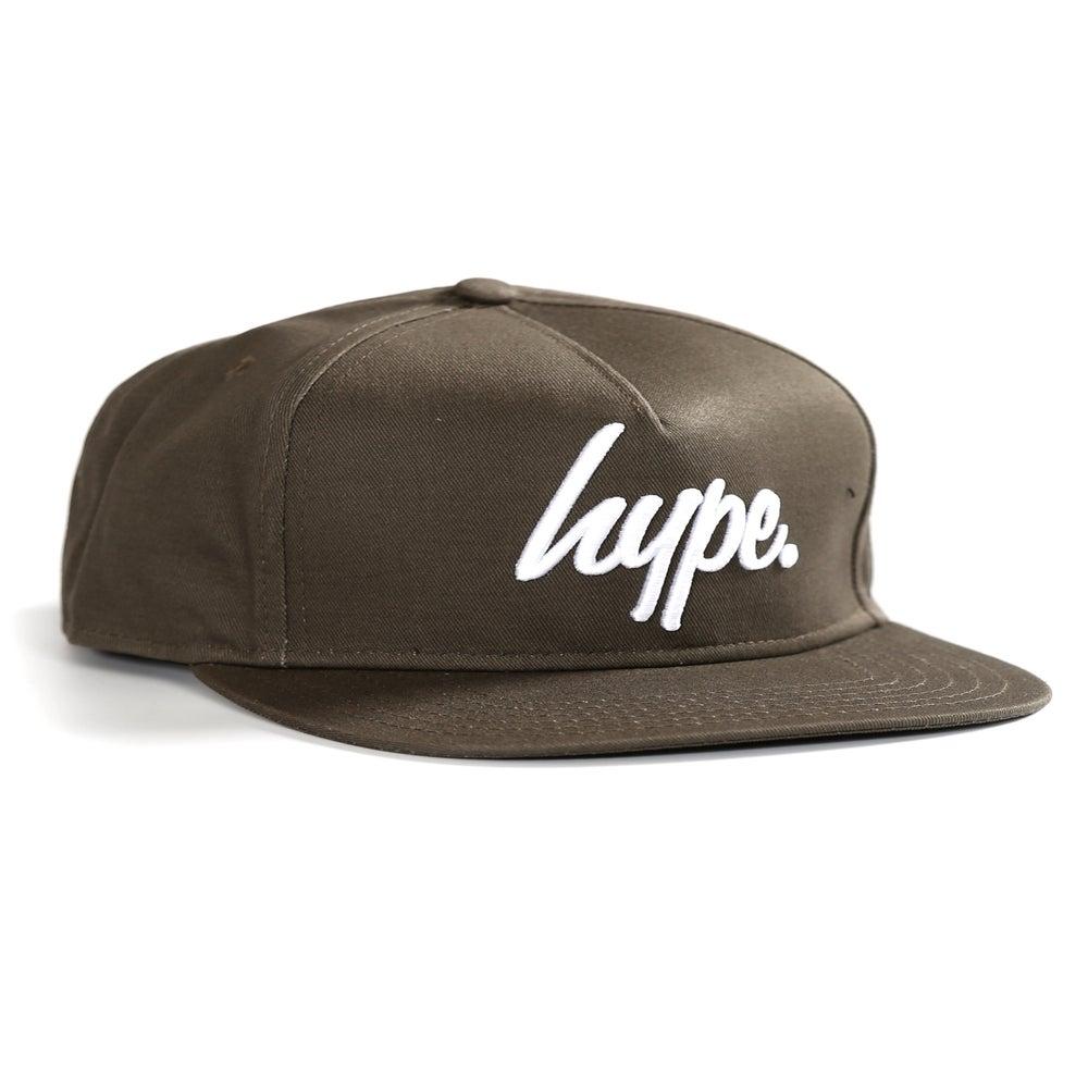 Image of HYPE. STONE SNAPBACK