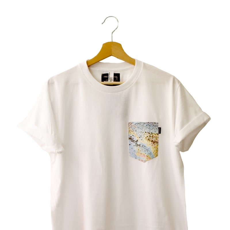 Image of RAINBOW POCKET TEE