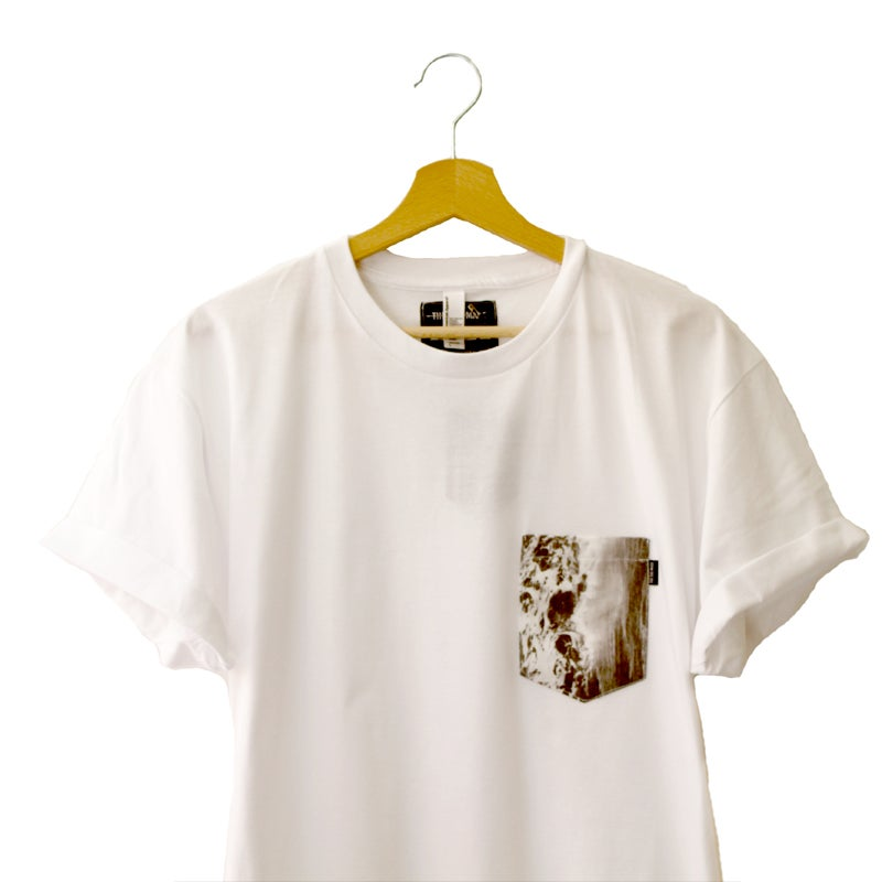 Image of MARBLE POCKET TEE