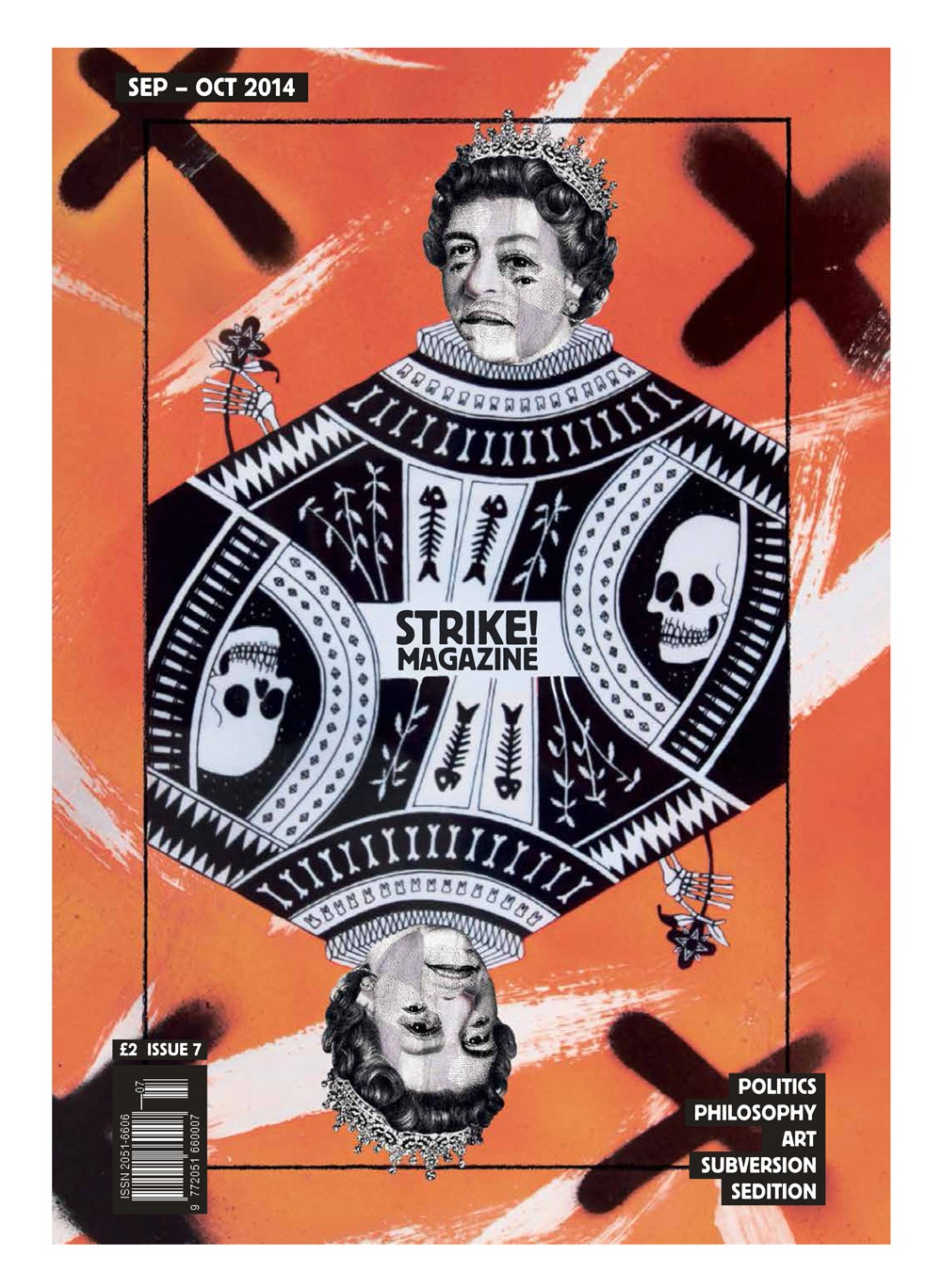 Image of STRIKE! Issue 7 SEP-OCT 2014