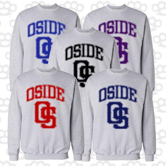 Image of OSIDE OS SWEATER