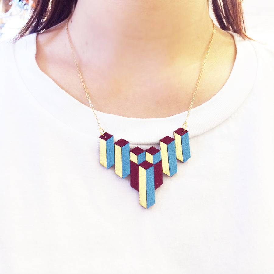 Image of Causeway Necklace