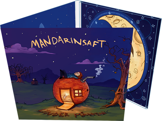 Image of CD Mandarinsaft under månen (HT002)