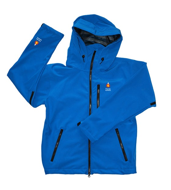 Image of Antero II Polartec Belgian Blue Polartec Made in Colorado