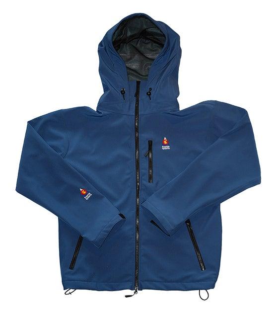 Image of Antero II Jacket Ice Blue Polartec Made in Colorado