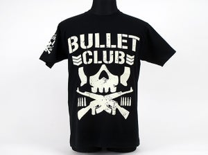 Image of Bullet Club 'Bone Soldier' T-Shirt