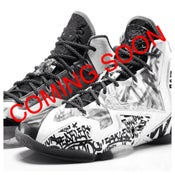"""Image of """"WHAT THE LEBRON11"""" Inspired CUSTOM PRINTED SHORTS"""