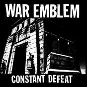 """Image of WAR EMBLEM """"Constant Defeat"""" vinyl LP"""