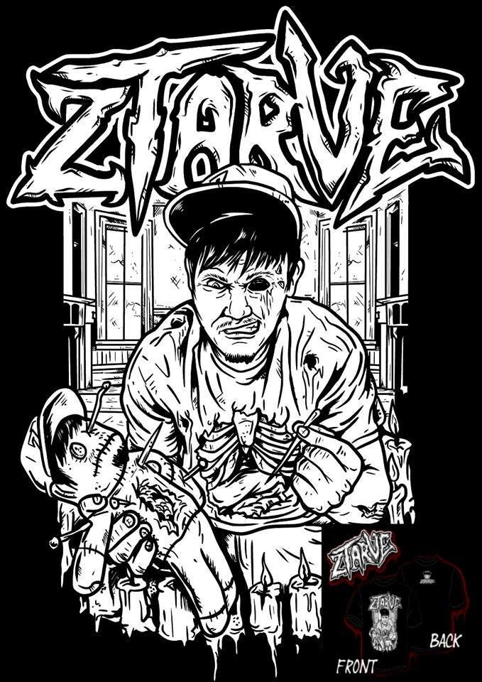 Image of Ztarve-Voodoo shirt