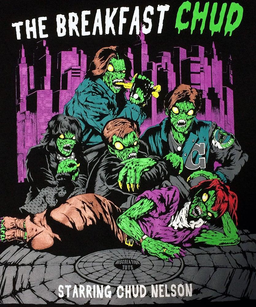 Image of The Breakfast CHUD Tshirt