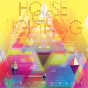 Image of House of Lightning - Lightworker CD *Preorder
