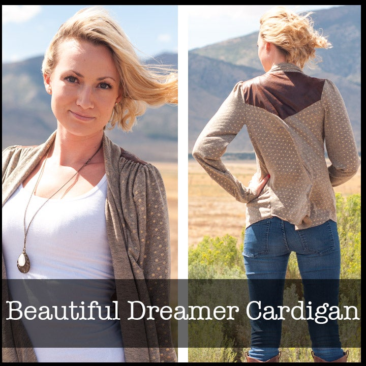 Image of Beautiful Dreamer Cardigan