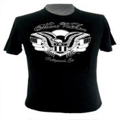 Image of Marc Vachon Eagle Mens T