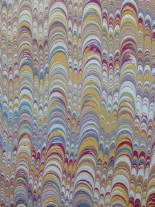 Image of Pattern #55 multi-width comb