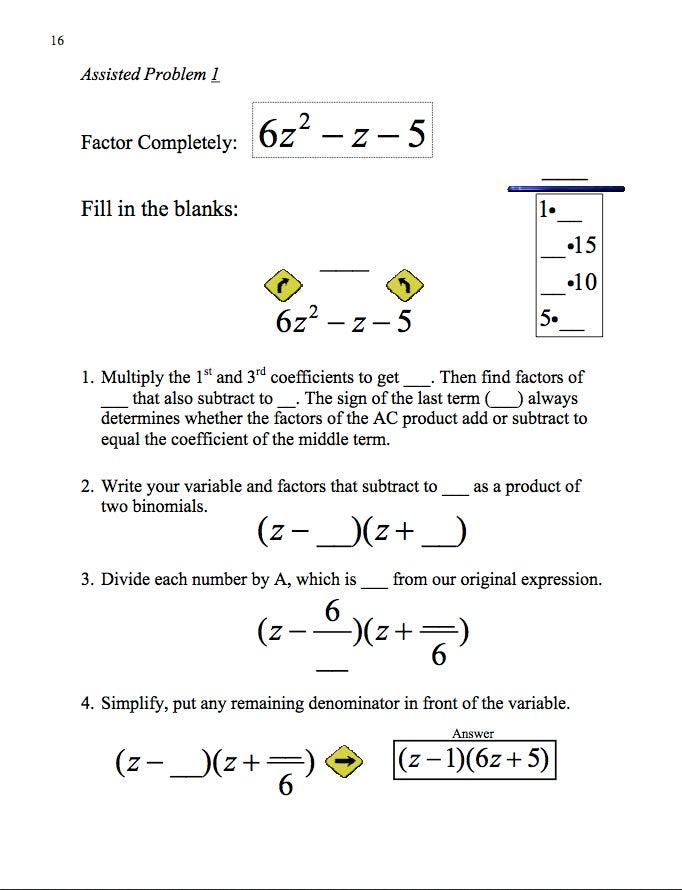Image of Simply Math Workbook #12