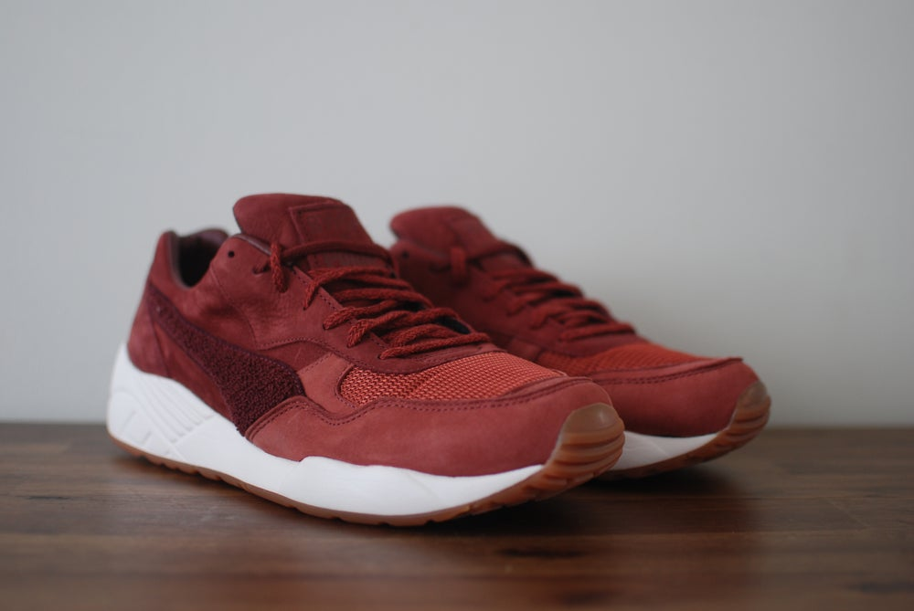 Image of BWGH x Puma XS-698 Madder Brown