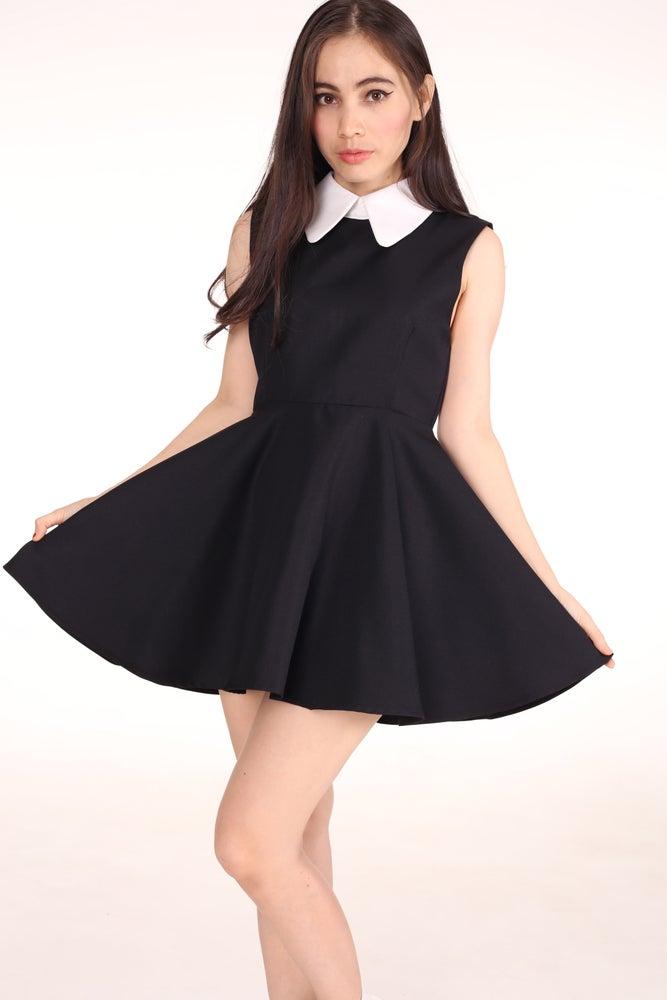 Image of Sleeveless Gothic Alice Dress